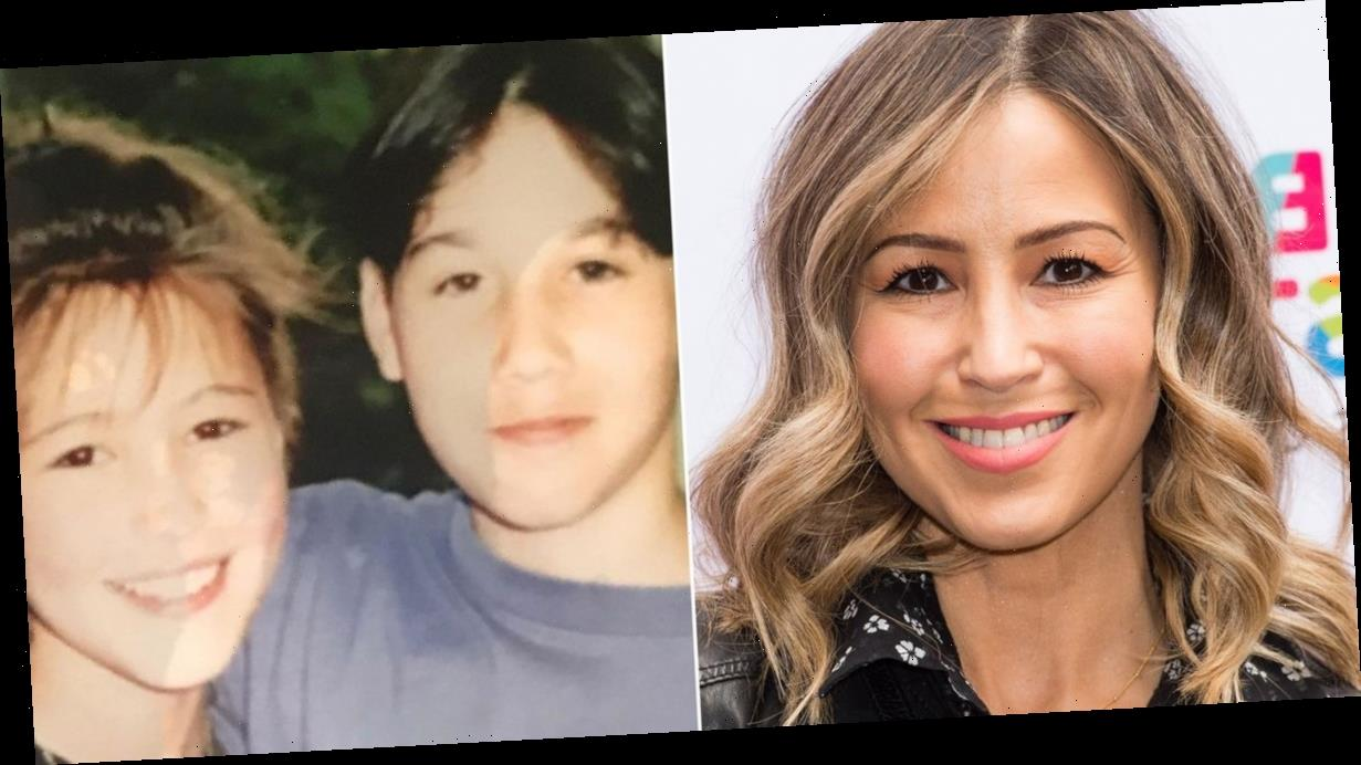S Club 7's Rachel Stevens opens up on marrying her childhood sweetheart who she first dated aged 12