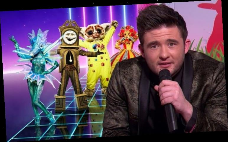 Coleen Nolan's son Shane admits The Masked Singer UK claim is 'massive compliment'