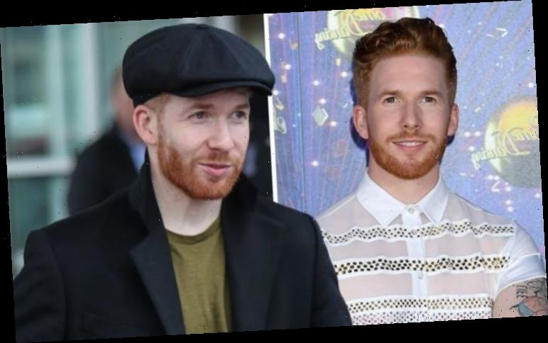 Neil Jones: Strictly star worried over job opportunities 'Embarrassed to ask'