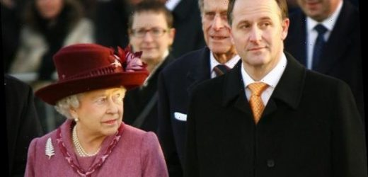 Queen's New Zealand brooch represents 'strength and enduring power'