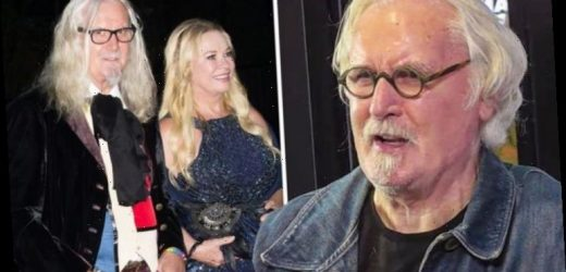 Billy Connolly snaps at wife 'reading him' – 'I don't conceal anything'