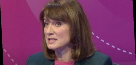 BBC QT Fiona Bruce hits out at Dodds for not answering 'That's not the question!'