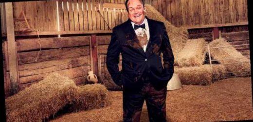 EastEnders' Shaun Williamson says Celebs on the Farm 'saved his mental health'