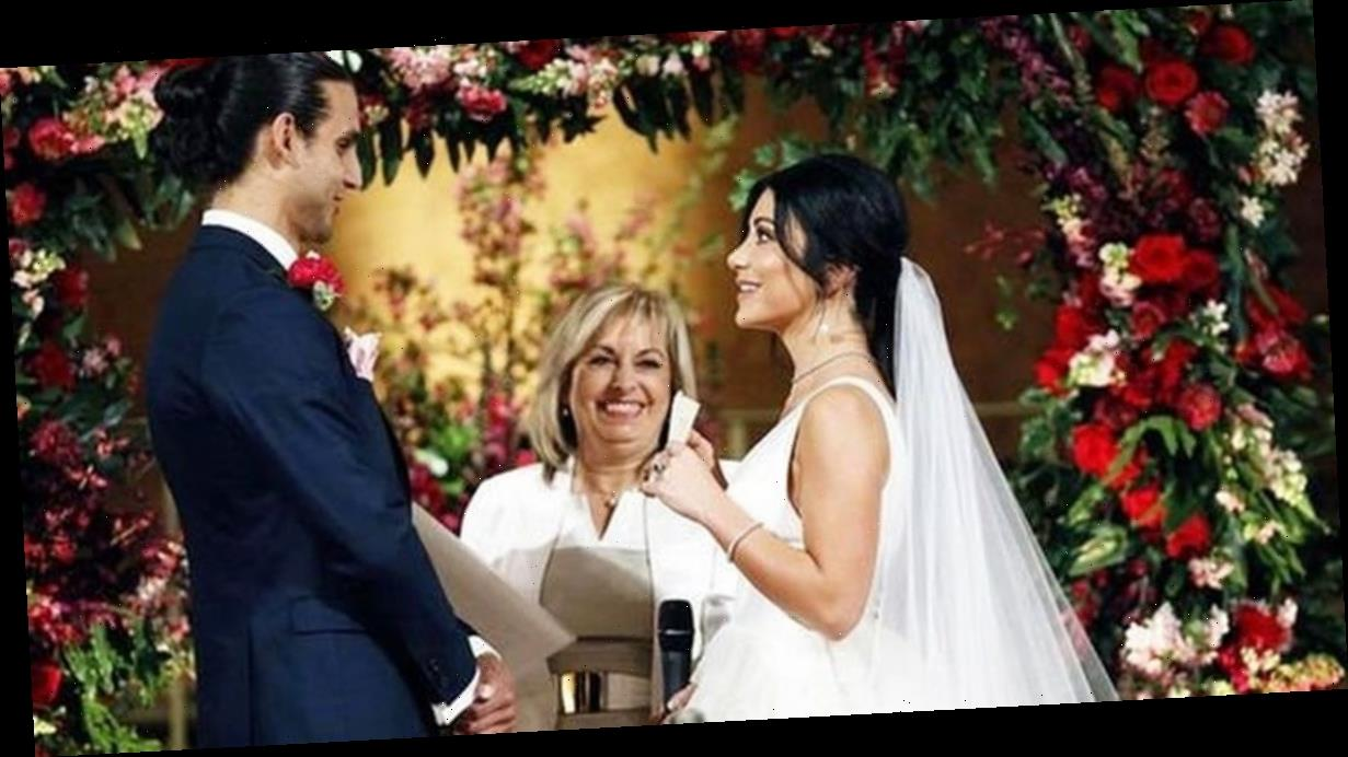 Married at First Sight Australia weddings are 'for show' – not legally binding