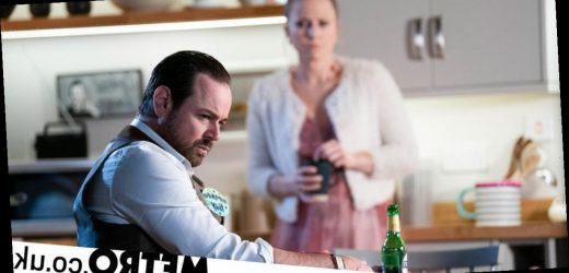 Danny Dyer says filming EastEnders abuse storyline was hard without 'intimacy'
