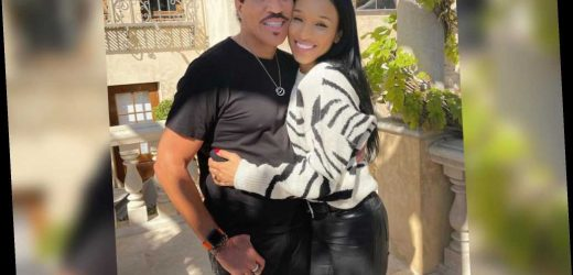 Lionel Richie fans go wild over age gap with girlfriend Lisa Parigi