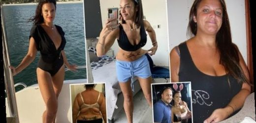 Mother-of-two, 38, spends £60,000 on surgery in a bid to 'feel sexy'
