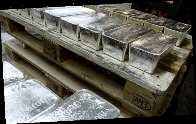 Redditors push silver to eight-year high