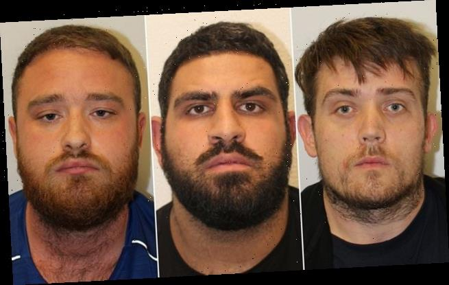 Drug dealers who hid millions of pounds worth of cocaine are jailed