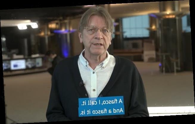EU vaccine rollout is 'a fiasco' says former Belgian PM Verhofstadt