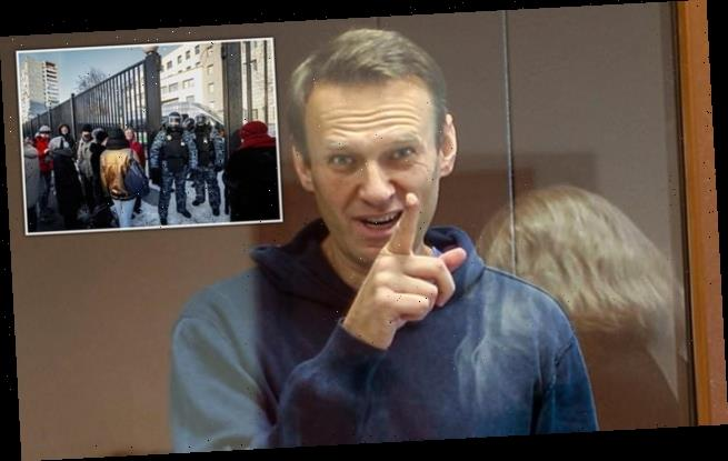 Navalny's life is in danger, European Court of Human Rights says