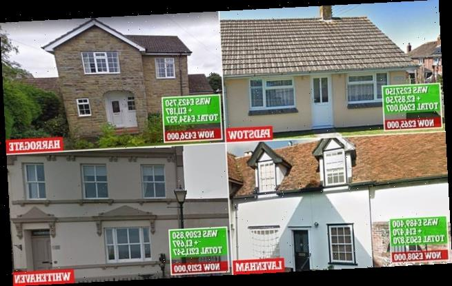House price boom outstrips Stamp Duty savings