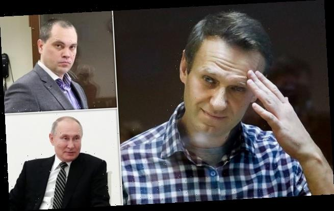 Alexei Navalny 'is moved to a penal colony to serve his prison term'