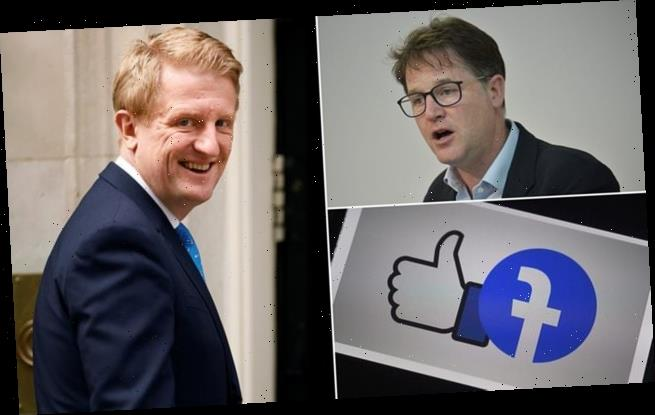 Oliver Dowden issues warning to Facebook after Australia row