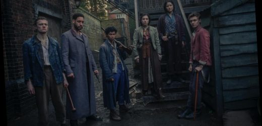 'The Irregulars': Netflix Premiere Date, Cast, Trailer, & More Details