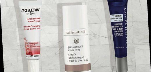 The 5 Best Organic Eye Creams