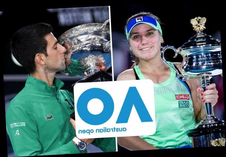 Australian Open 2021 dates: TV channel, live stream and full schedule ahead of first Slam of the year