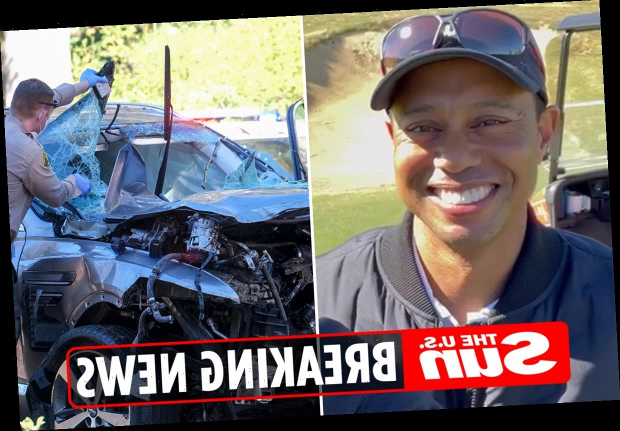 Tiger Woods gives fans health update revealing he's had MORE surgery but is in 'good spirits' after horror crash