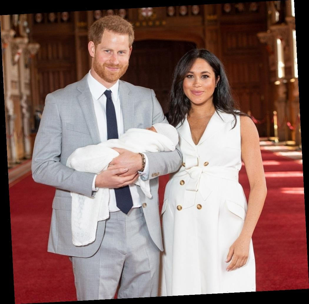 Duchess Meghan & the curious case of Archie's birth certificate: a racist royal mystery!