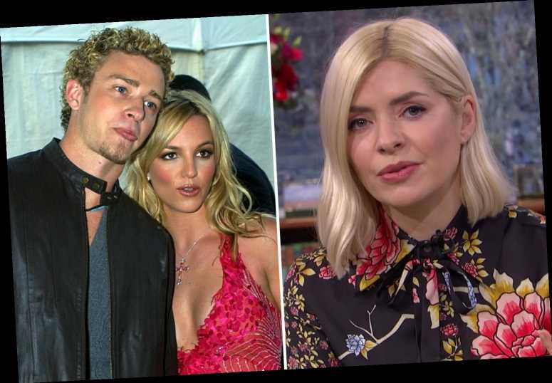 Framing Britney Spears: Holly Willoughby slams Justin Timberlake speaking about star's 'mistreatment' on This Morning