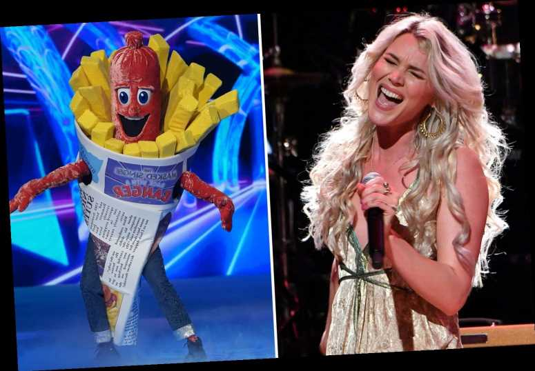 The Masked Singer's Sausage 'confirmed' to be Joss Stone as eagle-eyed fans lays bare ALL the tell-tale clues