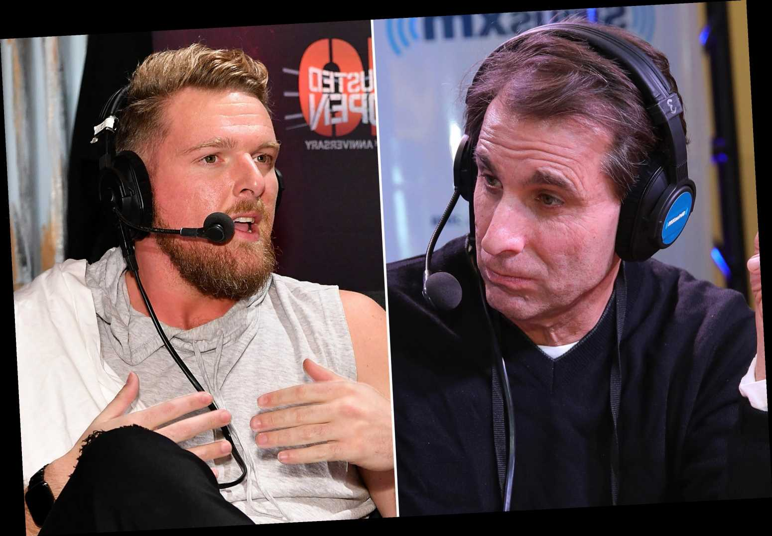 Chris Russo should raise holy hell with disgraceful Pat McAfee