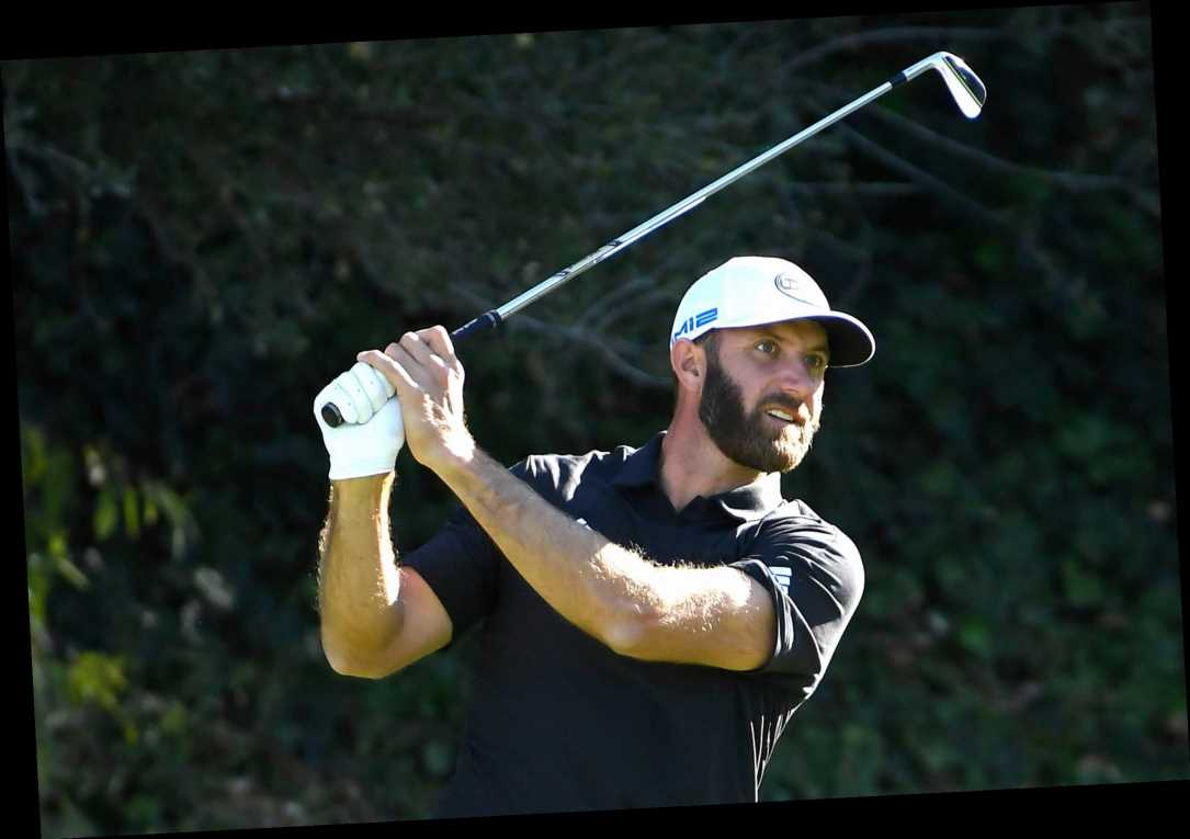 Dustin Johnson clear No. 1 golfer in every possible way