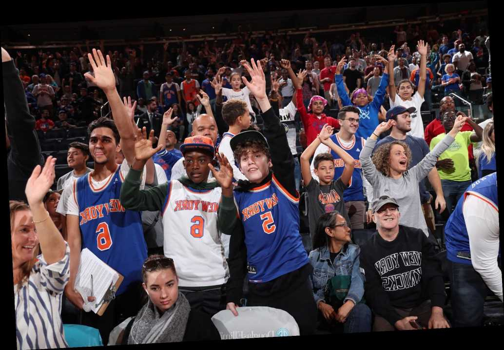 Welcome back: Knicks, Nets need their fans' return more than ever