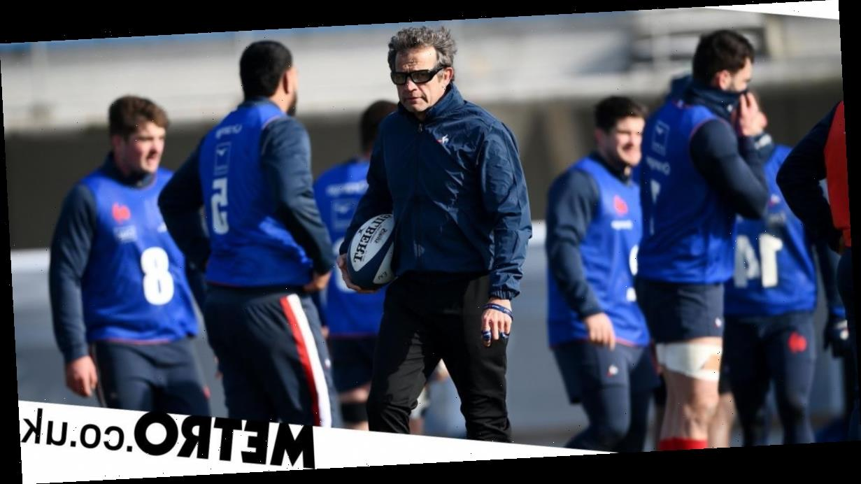 France suspend training after another positive Covid case before Scotland match