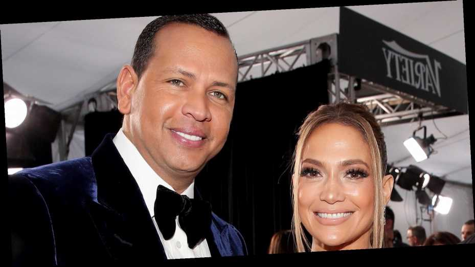 Jennifer Lopez and Alex Rodriguez Did Couples Therapy in Lockdown