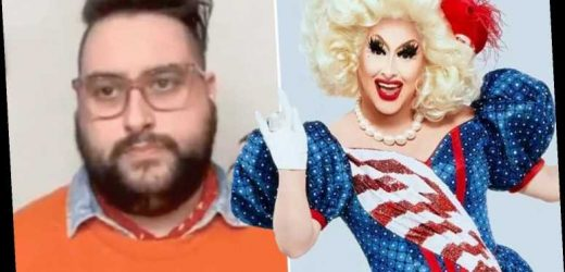 RuPaul's Drag Race's Sherry Pie admits 'horrible mistakes' in first interview after 'catfishing men into sending nudes'