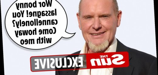 Paul Gascoigne is having intensive Italian lessons ahead of his stint in its version of I'm a Celebrity