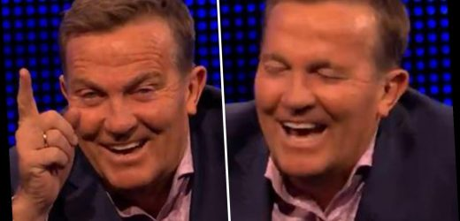 The Chase's Bradley Walsh disrupts show with laughing fit as he loses it over Elvis Presley funeral gag