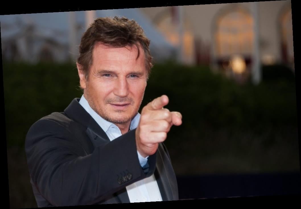 Liam Neeson Never Forgot the Airline He Joined the Mile High Club On