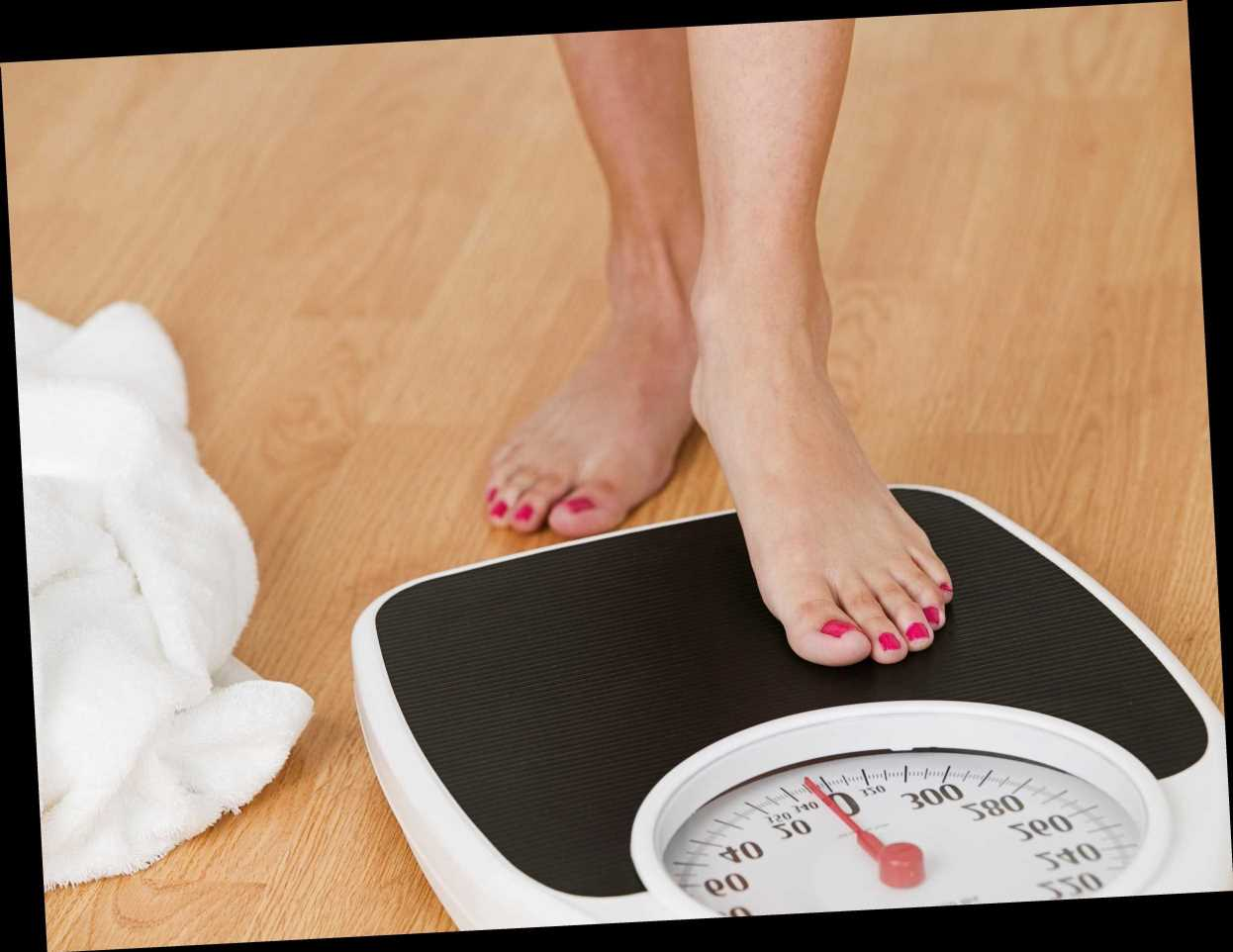 Women frustrated after 'losing weight in the wrong places' after health kick