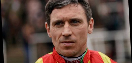 Punters celebrate after backing winner that went 999-1 in-running – as shocked jockey thanks his mum