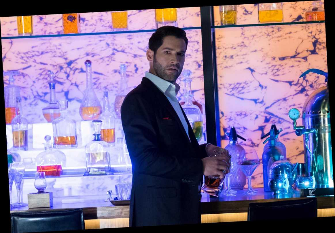 Lucifer's Tom Ellis offers bleak warning to fans as they're bombarded by scams from fake accounts