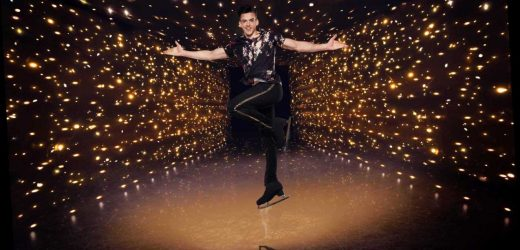 Who is Dancing On Ice pro Brendyn Hatfield and is he married?