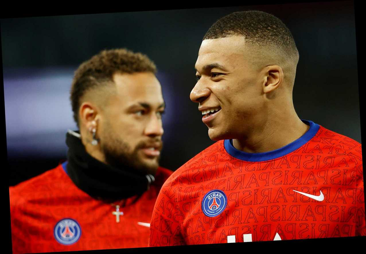 Kylian Mbappe says Neymar is 'centre of the project' at PSG and brands him best player in the world