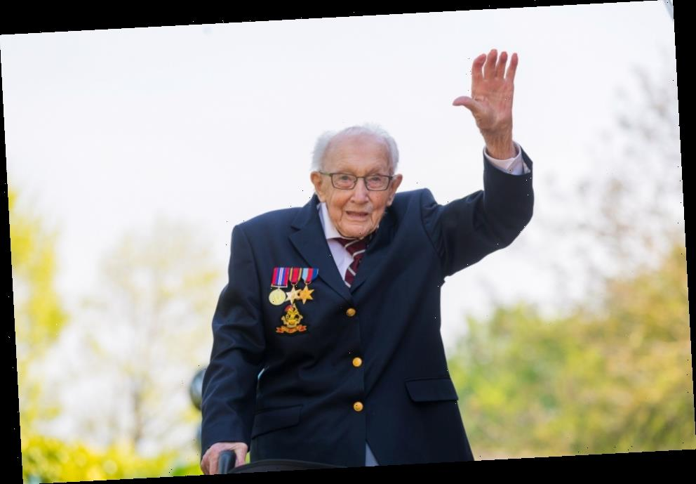 Captain Sir Tom Moore funeral details still to be revealed as nation mourns 'great British hero'