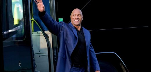 WWE legend Dwayne 'The Rock' Johnson ready to run for President of USA 'if that's what the people wanted'