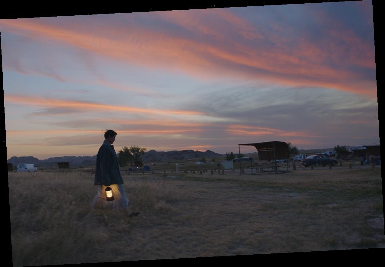 Why Making 'Nomadland' Left Chloe Zhao 'Emotionally Drained'
