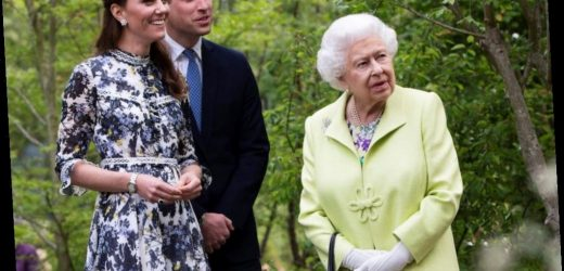 Queen Elizabeth Is Reportedly Concerned That Prince William and Kate Middleton Are Trying for Baby No. 4