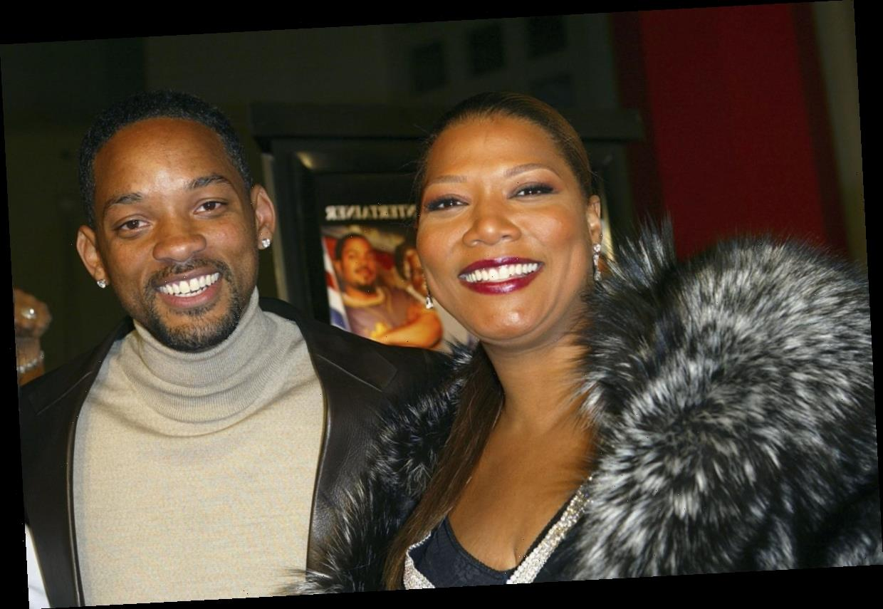 Will Smith: Queen Latifah Agreed With Theory About Why Rappers Made Succcessful Actors