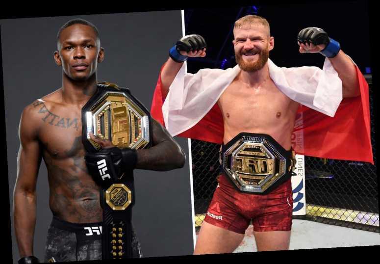 UFC champ Jan Blachowicz vows to end Israel Adesanya's LHW title bid with a stunning head kick KO