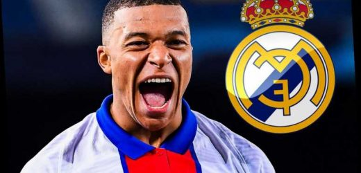 PSG slap £175m price tag on Kylian Mbappe amid Real Madrid interest with French star 'leaning towards' transfer exit