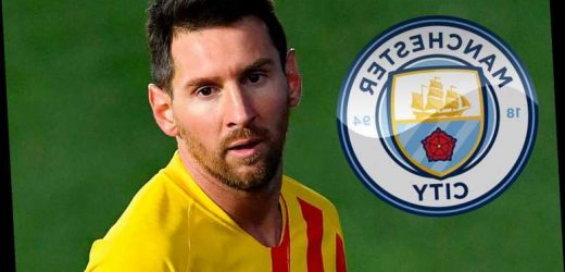 Lionel Messi still wanted by Man City on FREE transfer this summer and will 'start talks over deal next month'