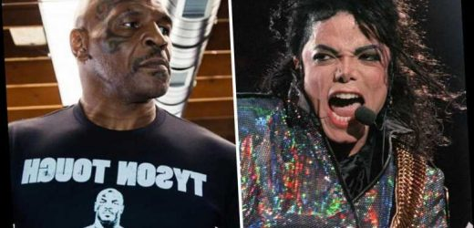 Mike Tyson reveals how he 'hated Michael Jackson's guts' after King of Pop 'played him' in huge backstage gig snub