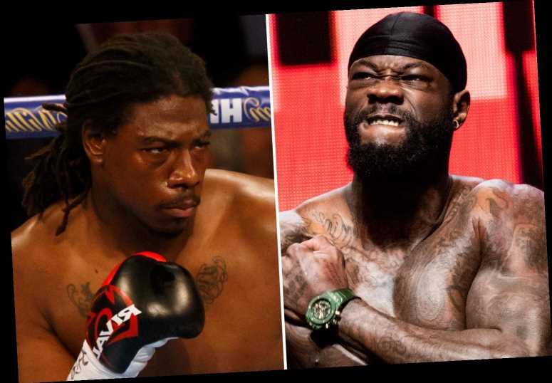 Eddie Hearn insists Charles Martin can beat Deontay Wilder despite getting 'cleaned out' by Anthony Joshua in two rounds