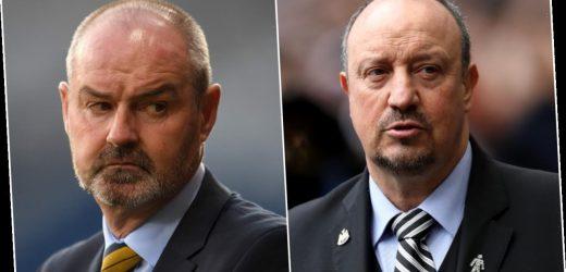Celtic next manager odds: Man City coach enters frame to replace Lennon, Benitez & Clarke still favourites